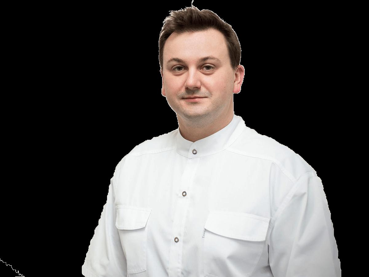 Maciej Raczyński stomatolog