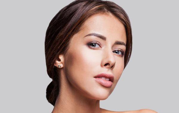 Poprawa jędrności skóry twarzy