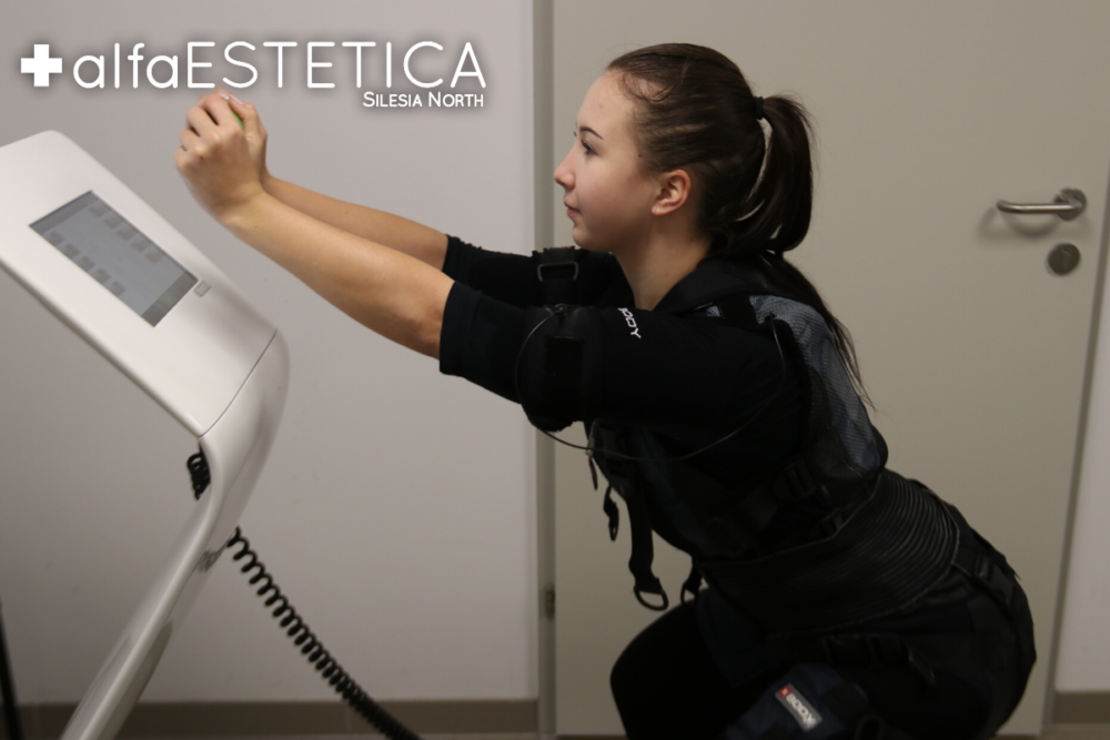 Trening EMS z AlfaEstetica