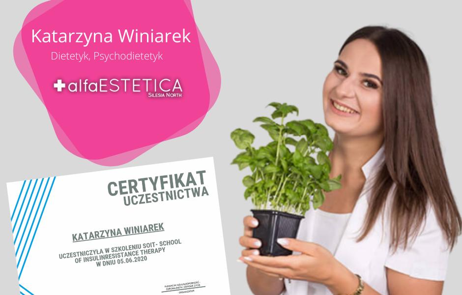 Katarzyna Winiarek dietetyk