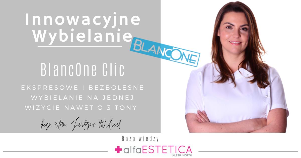 Wybielanie BlancOne AlfaEstetica